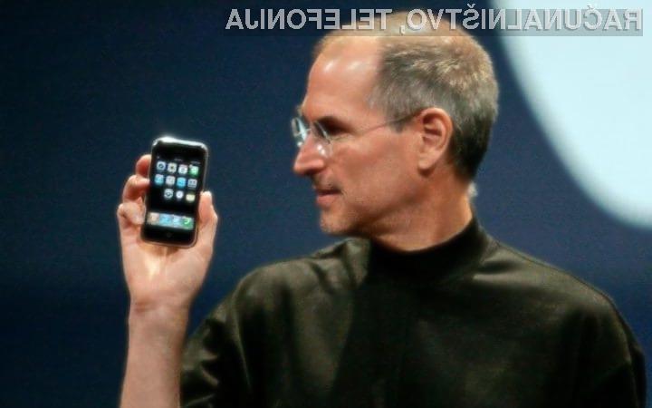Apple je v 10 letih dokazal, da se je konkurenca močno motila glede njihovega pametnega mobilnega telefona iPhone!