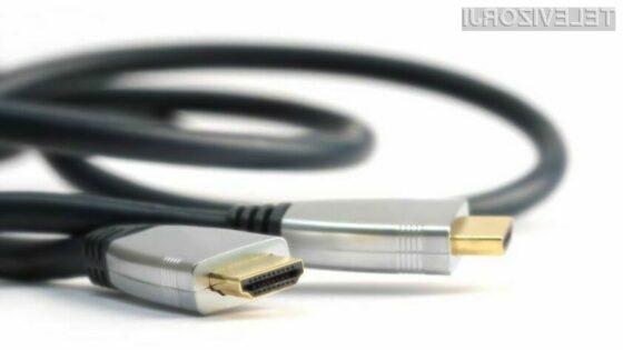 Novi, hitrejši HDMI 2.1 kabli so že na poti