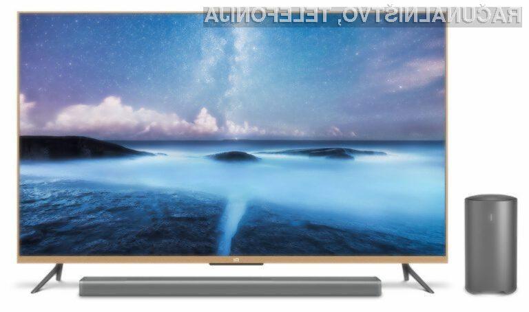 Pametni televizor Xiaomi Mi TV 4 ponuja vse, kar zahtevajo najzahtevnejši ljubitelji večpredstavnostnih vsebin.