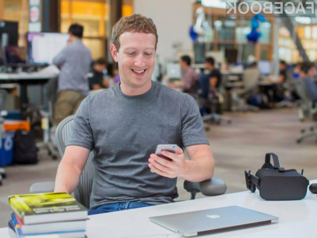 Facebook bo avtomatsko predvajal videe z zvokom