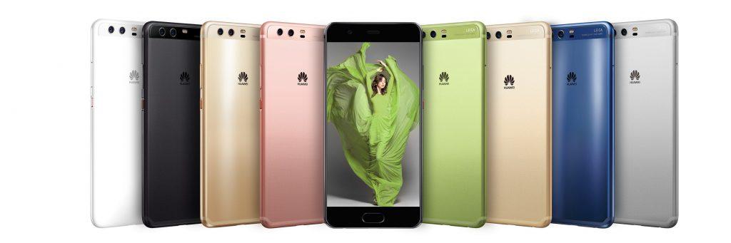 Spoznajte novi Huawei P10
