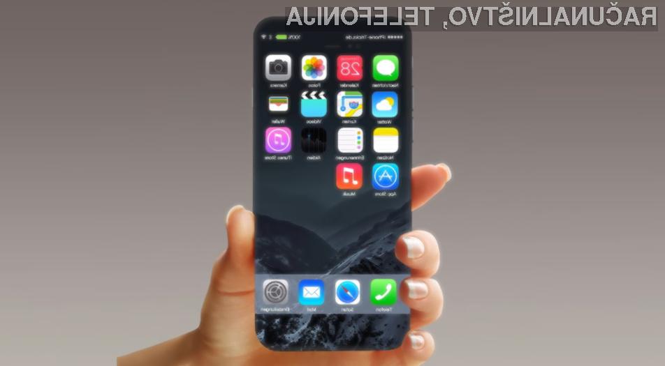 Letos naj bi podjetje Apple ponudilo v prodajo kar tri modele pametnega mobilnega telefona iPhone 8!