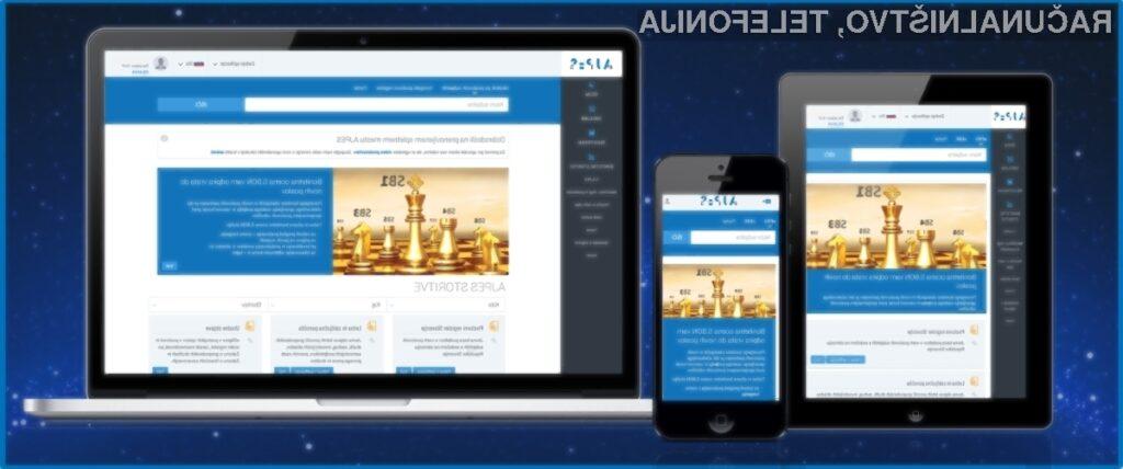 AJPES s prenovo portala v ospredje postavlja uporabniško izkušnjo