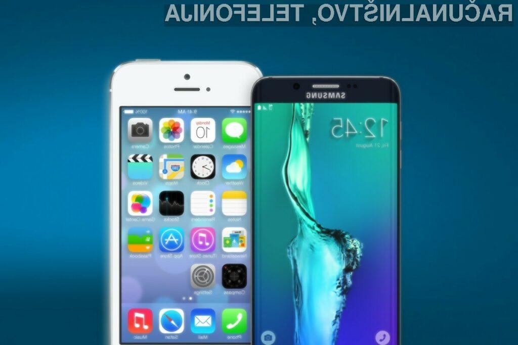 Podjetju Apple je končno uspelo premagati Samsung v številu prodanih pametnih mobilnih telefonov v enem četrtletju.