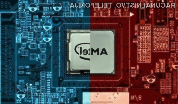 Novi procesorji podjetji Intel in AMD so podprti le v navezi z operacijskim sistemom Windows 10!
