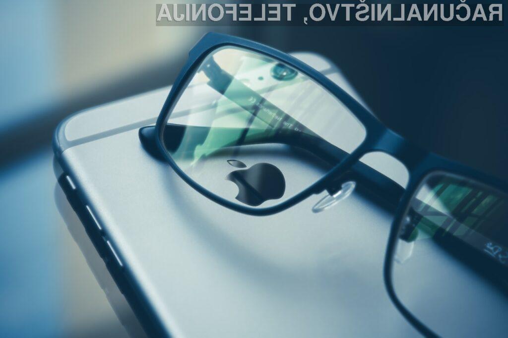 Ali Apple razvija pametna očala?