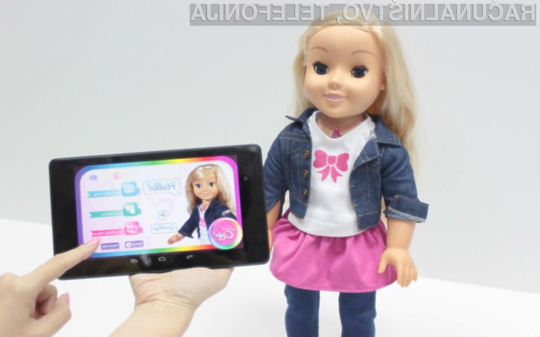Otroška pametna igrača Caylo lahko zaradi številnih ranljivosti v sistemu kaj hitro postane prisluškovalna naprava.
