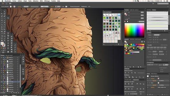 Zakaj se uporablja Adobe Illustrator?