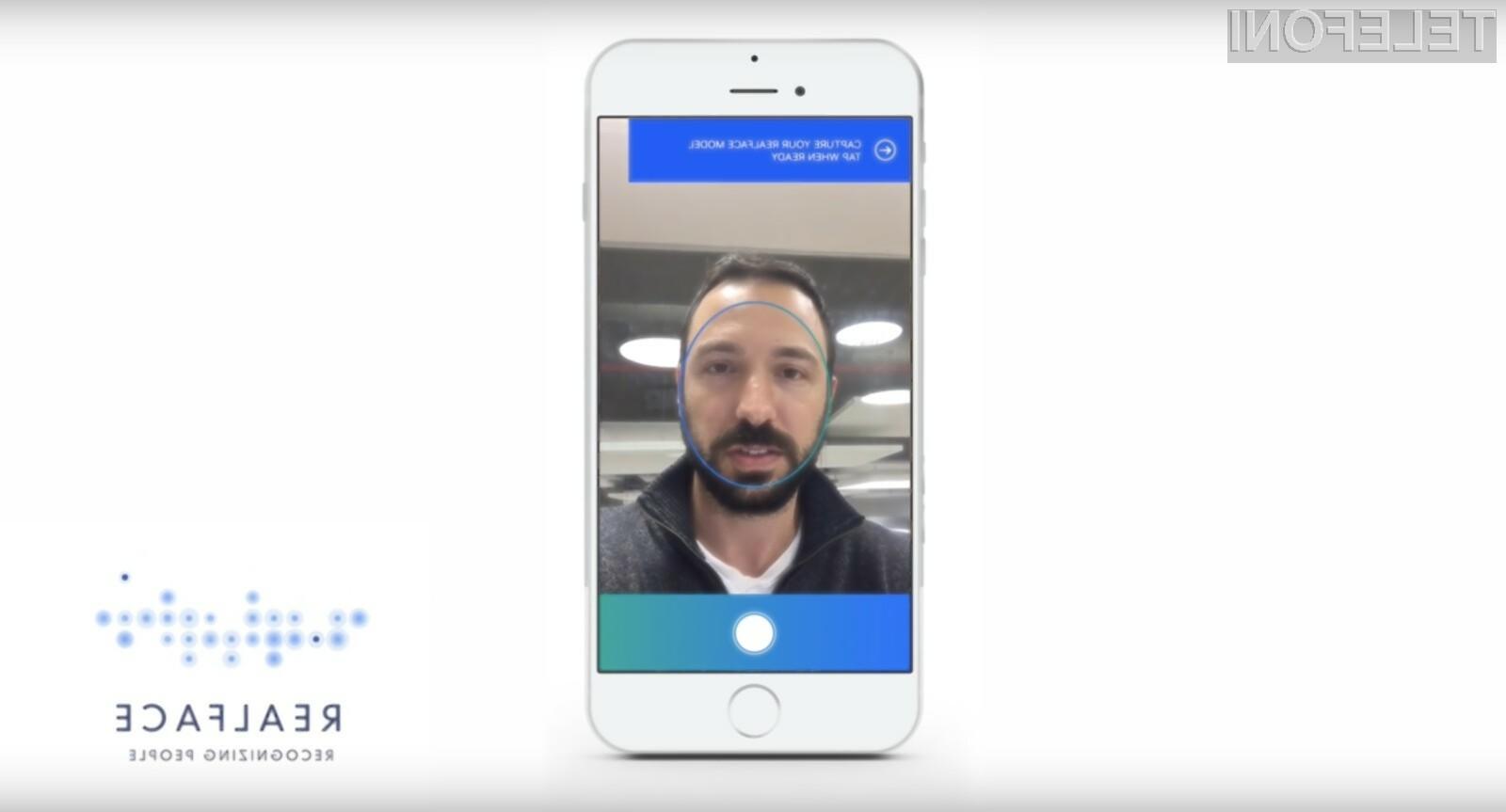 Apple z najbolj naprednim sistemom za prepoznavo obraza!
