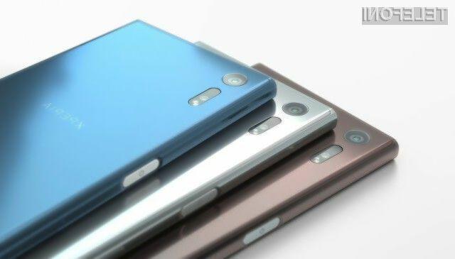 Pametni mobilni telefon Xperia XZ Premium podjetja Sony si je prislužil glavno nagrado za najboljši pametni mobilni telefon na letošnjem MWC 2017.