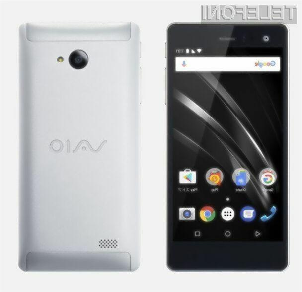 Vaio Phone A: Telefon Android, ki se vam bo zagotovo prikupil!