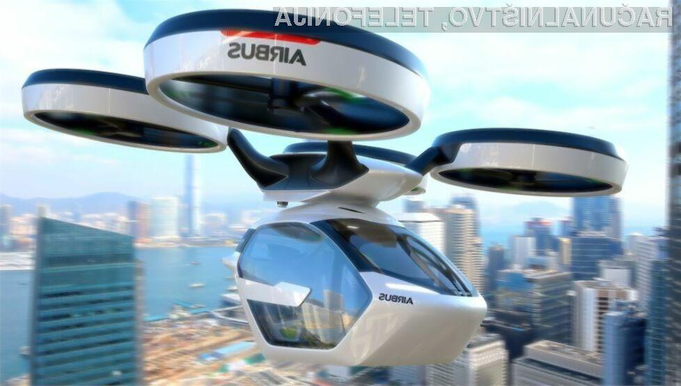 V prihodnosti bomo lahko na cilj kar poleteli!