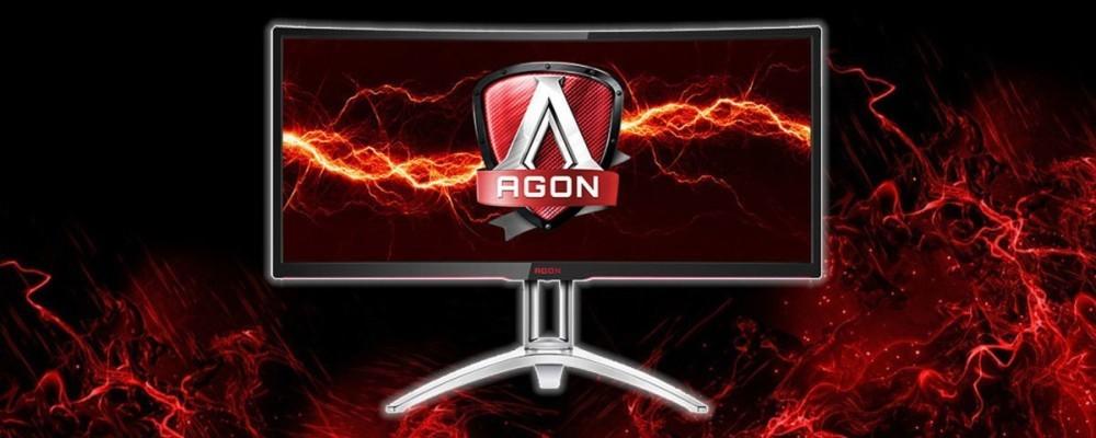 AOC AGON AG271UG 4K IPS zaslon za podrobno grafiko in natančne barve