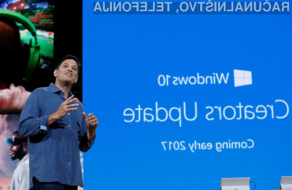 Velikost naslednjih nadgradenj sistema Windows 10 ne bo več univerzalna, ampak bo prilagojena od računalnika do računalnika.