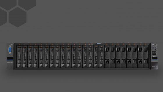 Lenovo DX8200D poenostavlja uvedbo programsko opredeljene hrambe podatkov