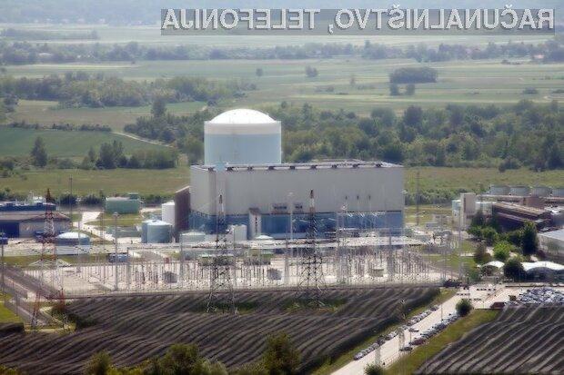 """V Nuklearni elektrarni Krško prvič """"natisnili"""" rezervni del"""