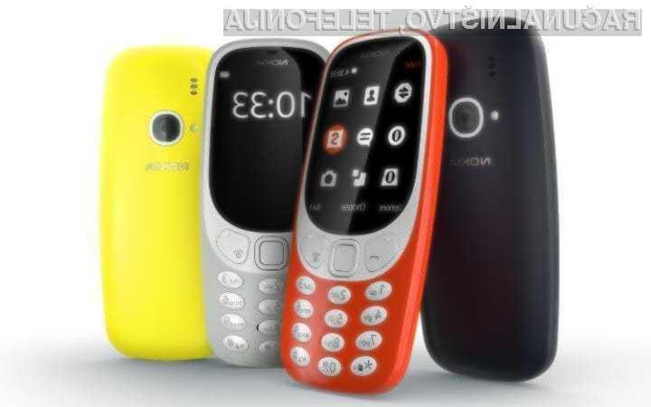 MWC 2017: Retro telefoni so nazaj!