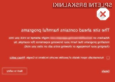 Chromova posodobitev prinaša večjo varnost za vse uporabnike Mac-a