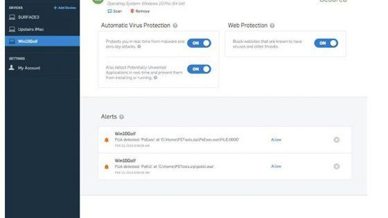 Sophos Home Premium - najboljša zaščita pred izsiljevalskimi virusi za domače računalnike