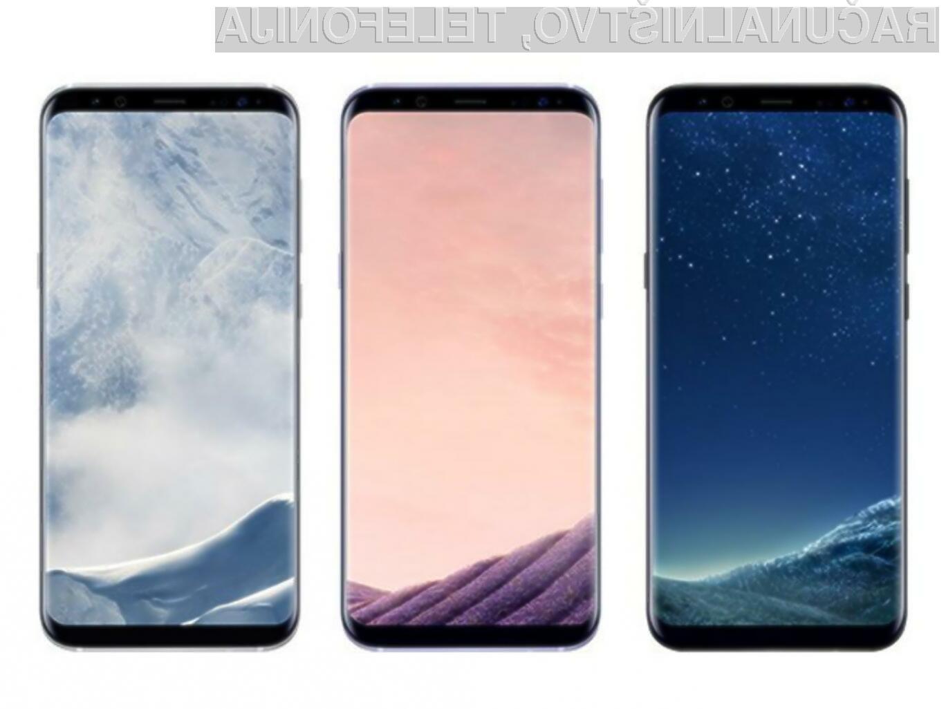 Samsung Galaxy S8 bomo lahko vrnili v času treh mesecev od nakupa.