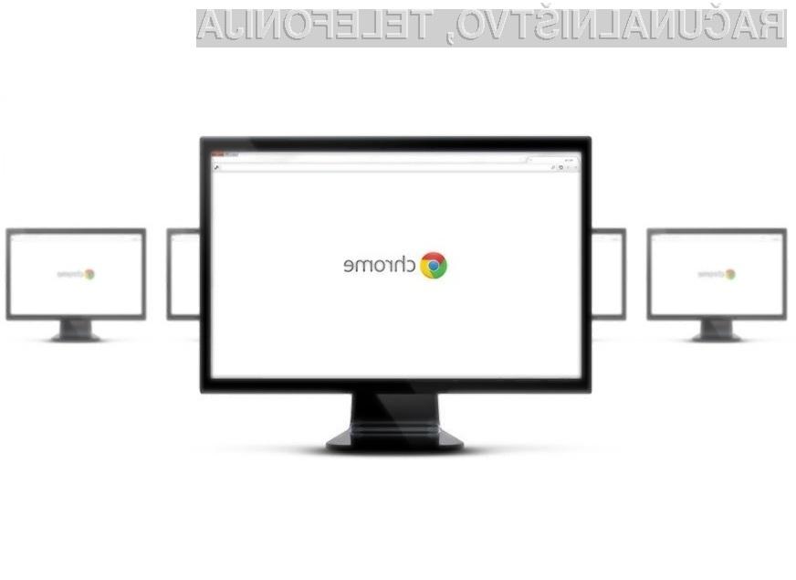 Chrome je priljubljen predvsem na račun enostavnosti uporabe, hitrega delovanja ter odlične podpore za vse sodobne tehnologije in Googlove spletne storitve.