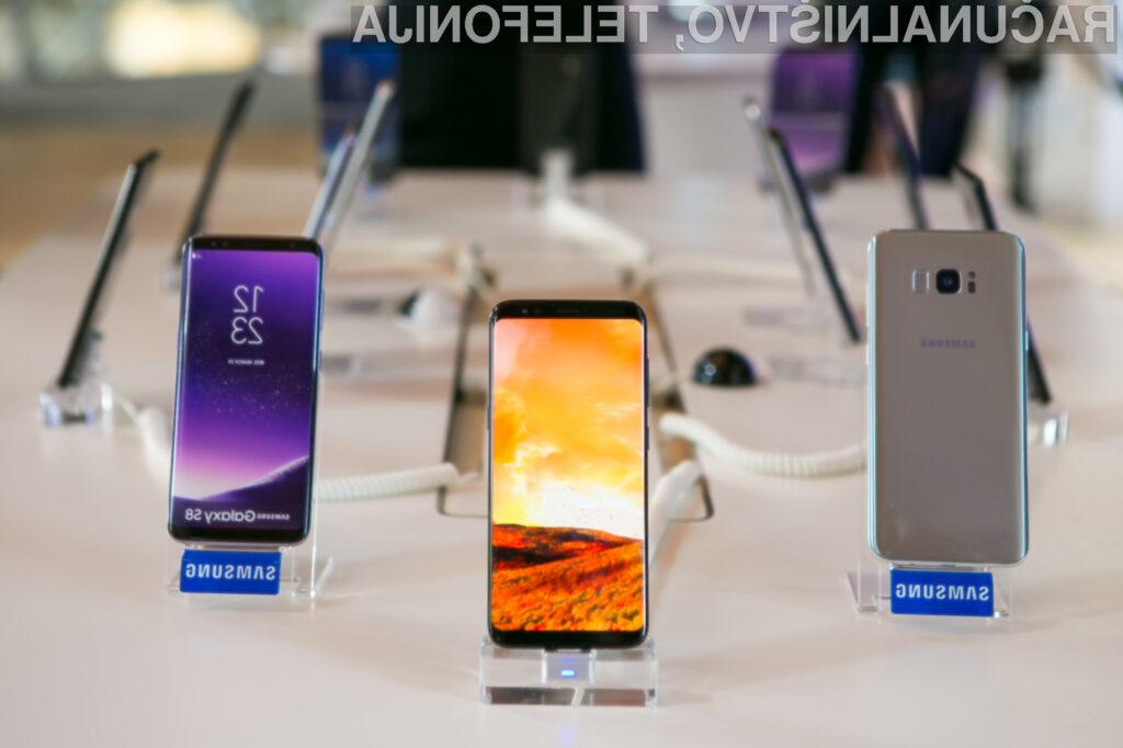 Kakšna je prva izkušnja z Galaxyjem S8? Navdušujoča!