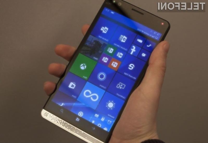 Windows 10 Mobile bo posodobitev Creators Update prejel 25. aprila letos!