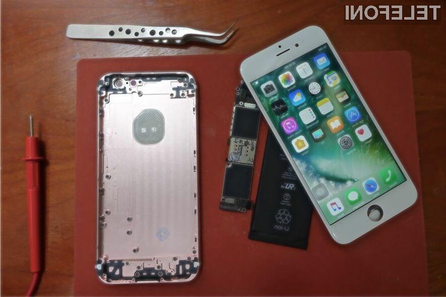 Inženir Scotty Allen je dokazal, da je mogoče pametni mobilni telefon iPhone 6S sestaviti v lastni režiji!