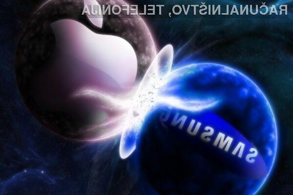 Samsung se je v letu 2017 odlično odrezal.