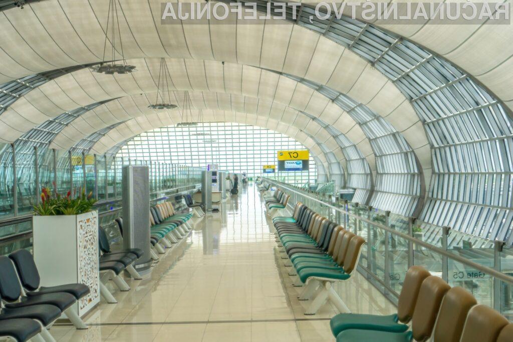Prvo letališče, na katerem ne potrebujemo denarja