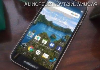 Od telefona BlackBerry BBC100-1 Aurora se pričakuje veliko!