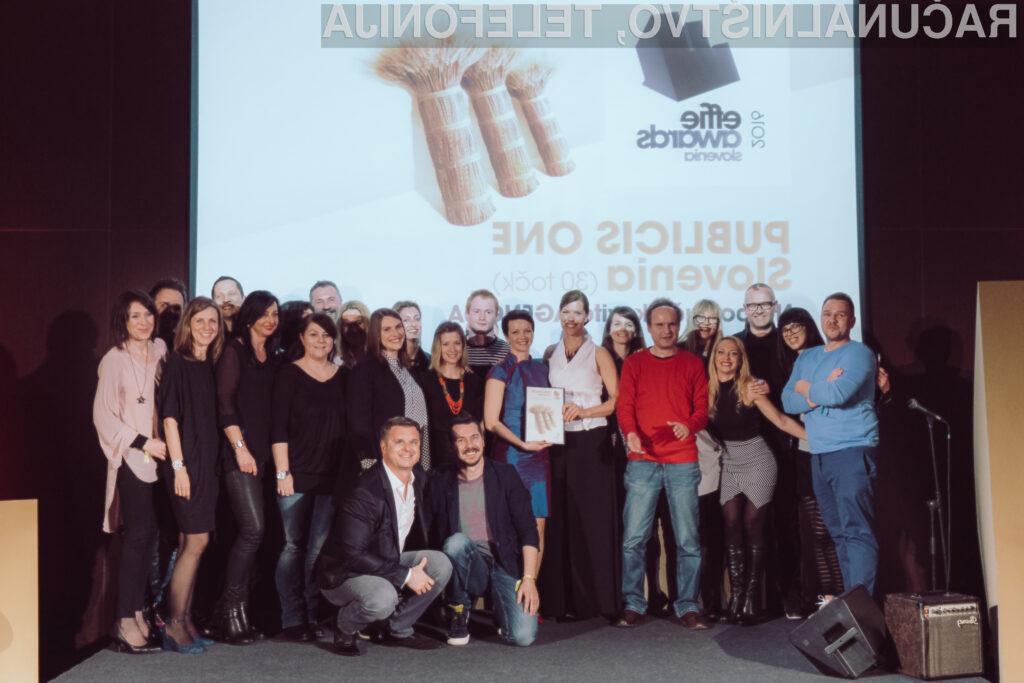 Podeljene nagrade Effie Slovenija 2016