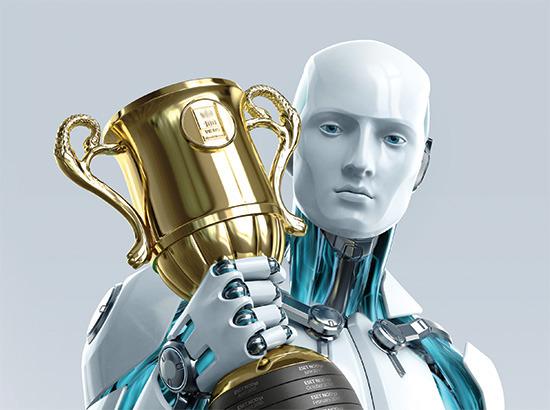 Nova nagrada za top antivirus ESET