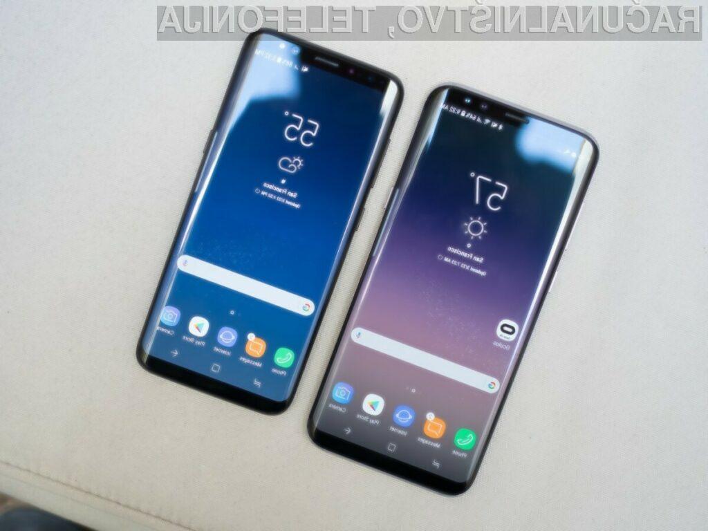 Šalo na stran: Samsung Galaxy S8 je seveda odličen telefon!