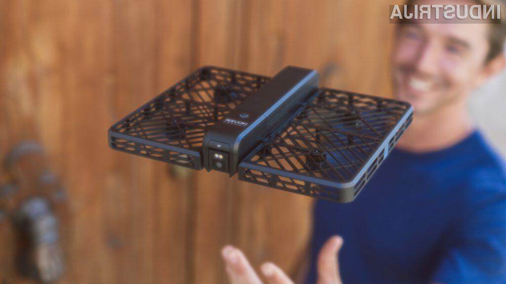 V Applovih trgovinah odslej leteči droni