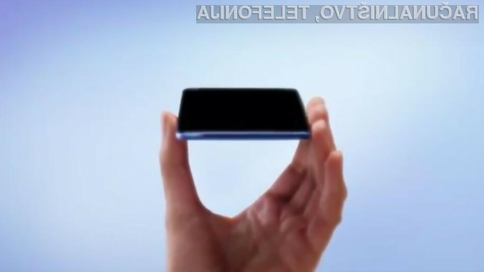 HTC nam bo kmalu razkril svoj prvi stisljivi telefon