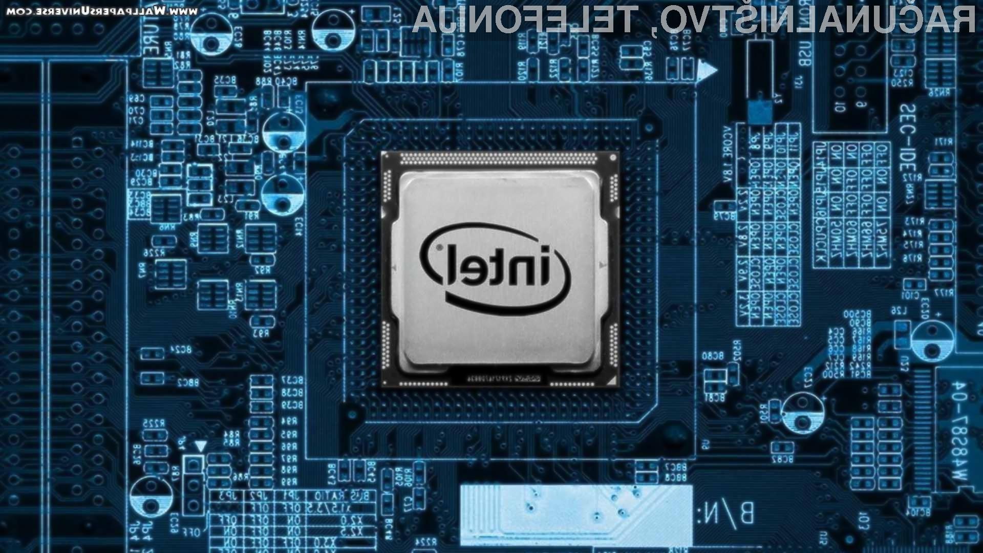 Zastarel operacijski sistem in novejši procesor ne gredo več skupaj!