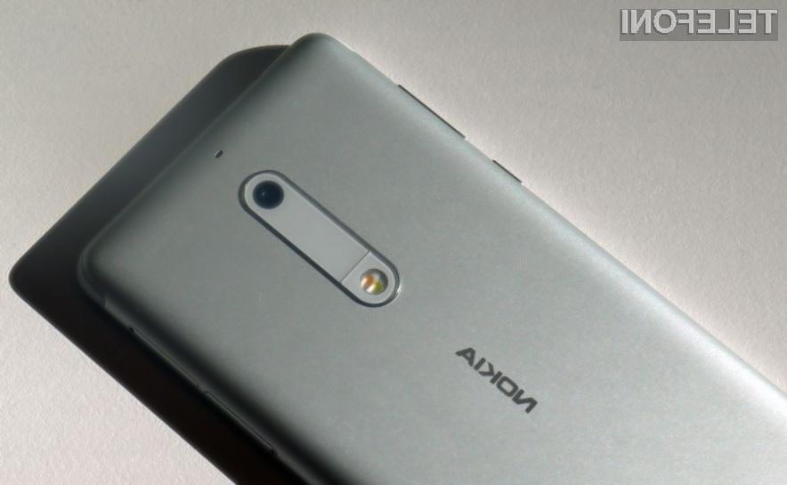 Od pametnega mobilnega telefona Nokia 9 se pričakuje veliko!