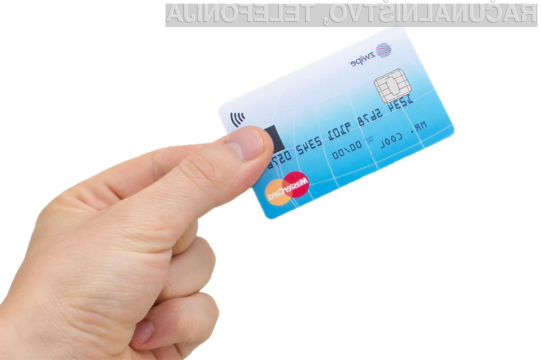 Uporaba plačilnih kartic bo kmalu postala precej varnejša!