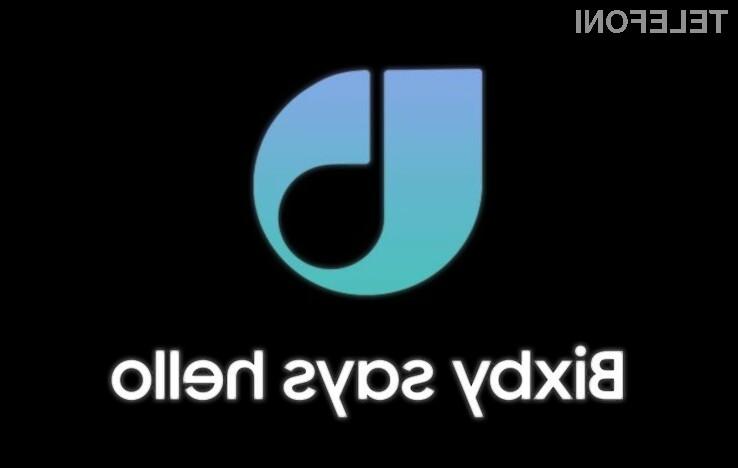 Samsung Galaxy S8 ob izidu brez asistenta Bixby