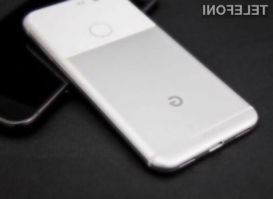 Novi član družine pametnih mobilnih telefonov Google Pixel obeta veliko!