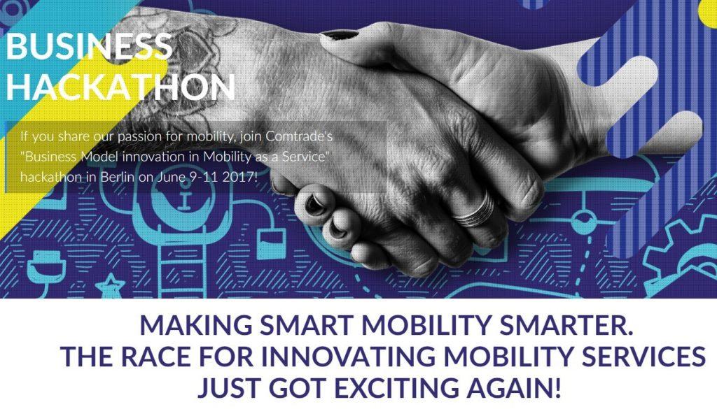 Poslovni hackathon za nove koncepte mobilnosti
