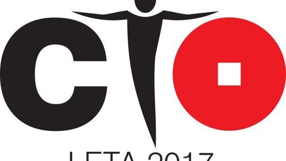 Logo CIO leta 2017