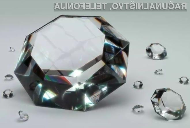 Z diamantom in silicijem do masovne proizvodnje kvantnih procesorjev