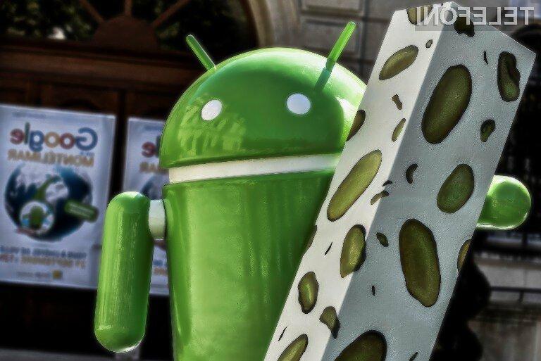 Uporabnikom mobilnih naprav Android zagotovo ne bo nikoli dolgčas!