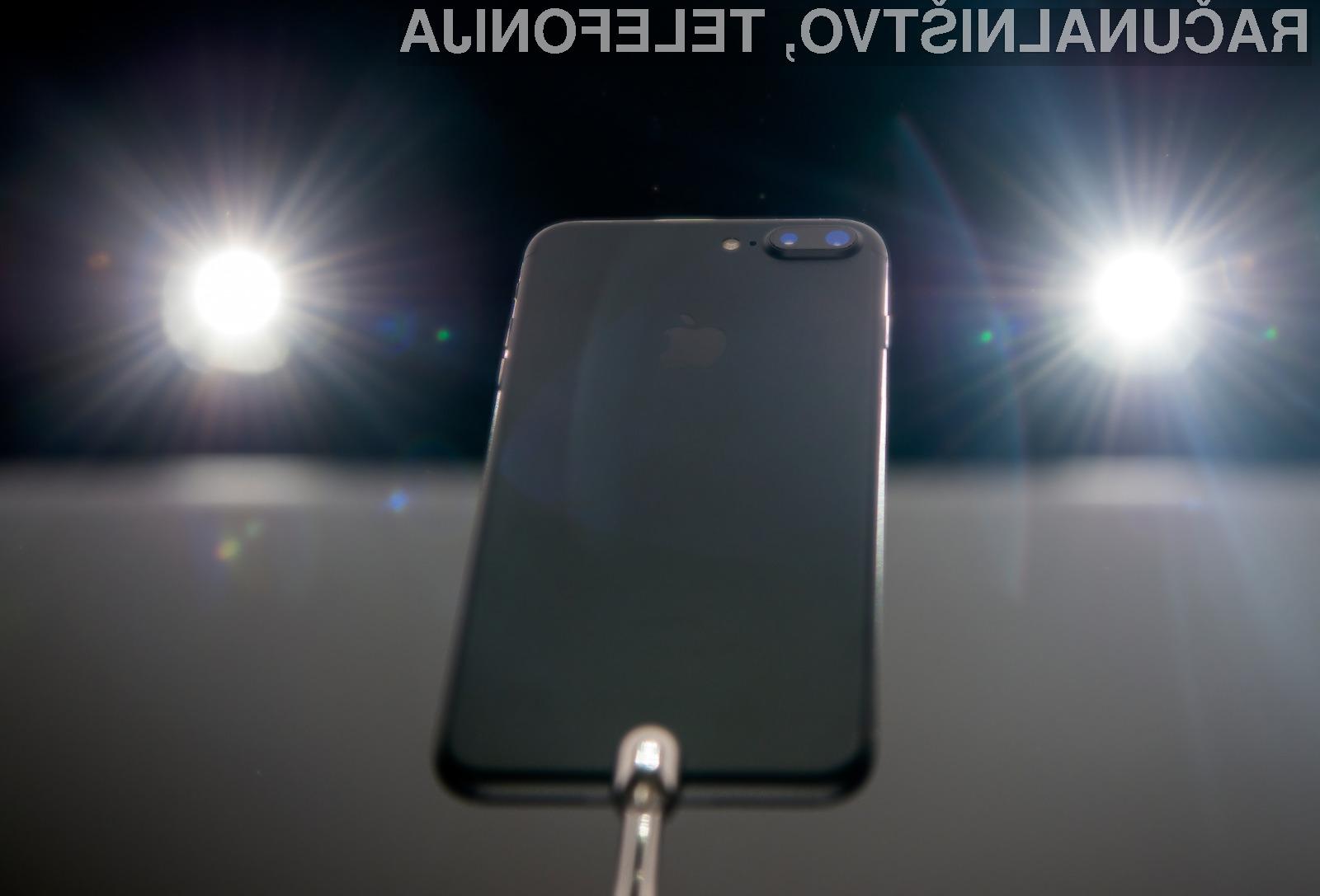 Želite nov iPhone? Pripravite vsaj 1.000 evrov!