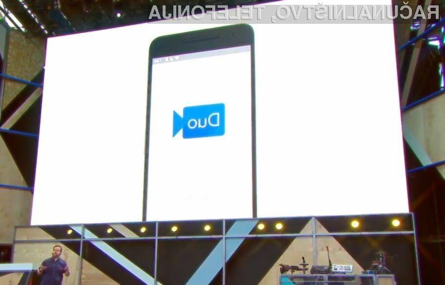 Storitev Google Duo za video klice navdušuje v vseh pogledih!