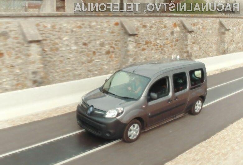 Bodo polnilci za baterije električnih vozil vgrajeni kar v ceste?