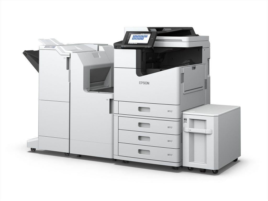 Epsonovi eko solventni tiskalniki SureColor SC-S uvrščeni na prvo mesto v Evropi