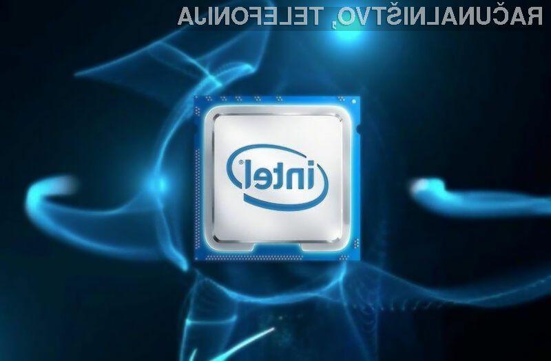 Procesorji Intel Gemini Lake bodo namenjeni predvsem kompaktnim prenosnikom.